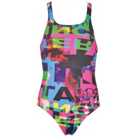 Arena meisjes badpak Instinct paparazzi