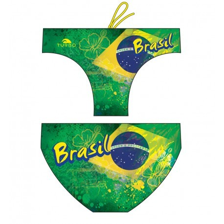 Turbo Waterpolobroek Brasil Tag