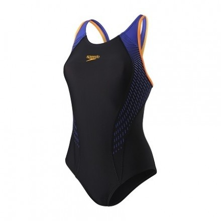 Speedo damesbadpak Fit Lane