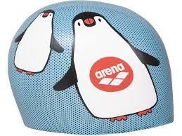 Arena badmuts Poolish Moulded Crazy Penguin