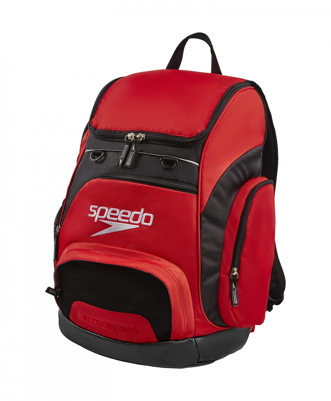 Speedo Teamster rugtas rood