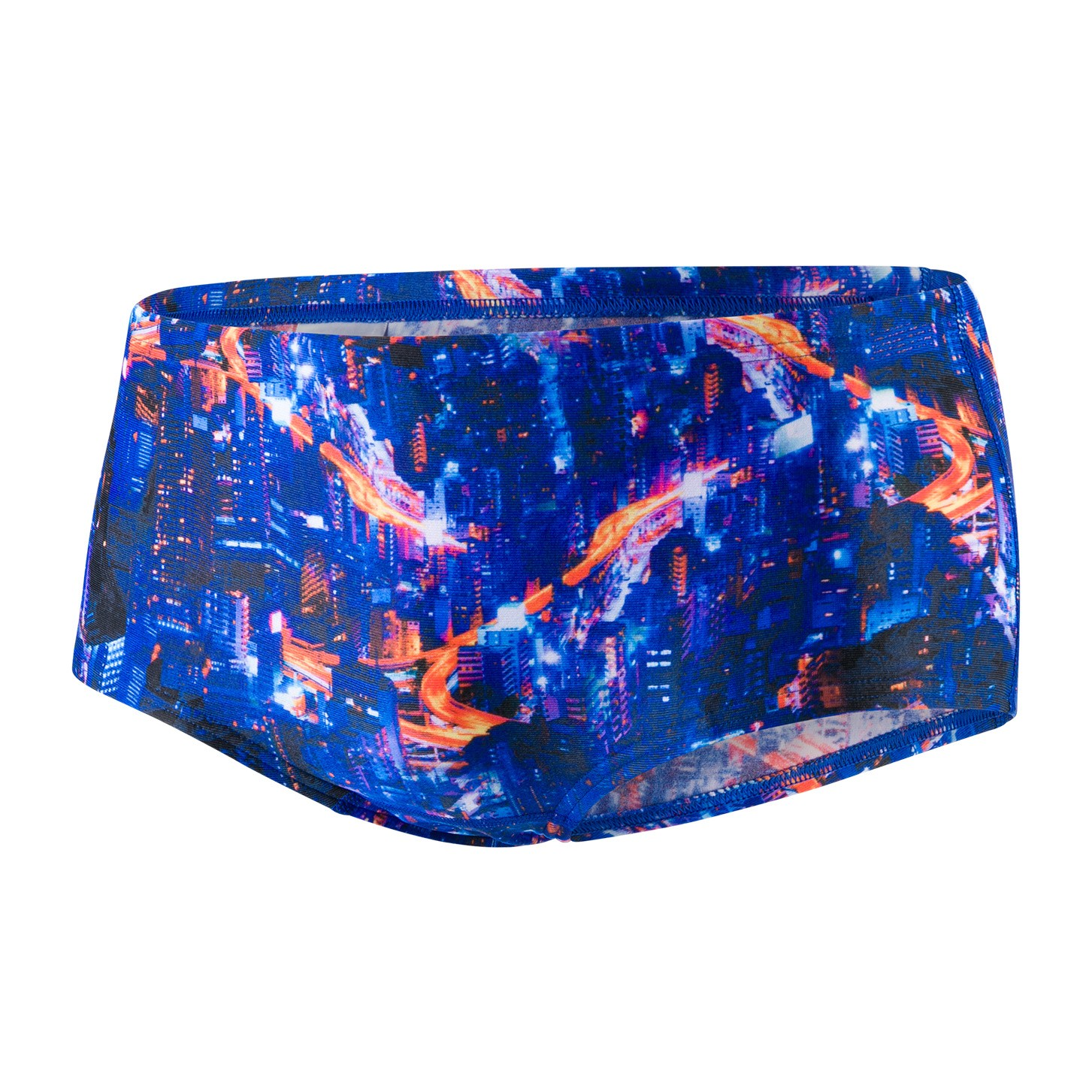 Speedo brief Allover 14cm blue/multi