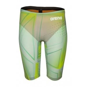 Arena Wedstrijd Jammer Powerskin R-Evo One LE green