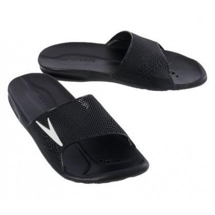 Speedo badslipper Atami II zwart/wit