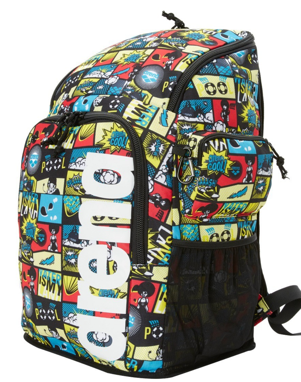 Arena Team 45 backpack comics black-multi