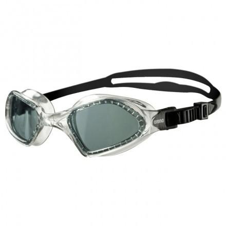 Arena zwembril Smartfit smoke/clear