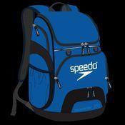 Speedo rugtas Teamster Blue