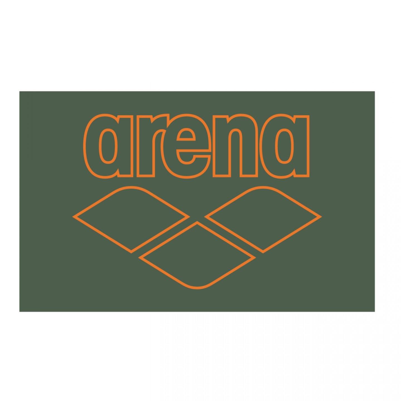 Arena Pool Smart Towel army-tangerine