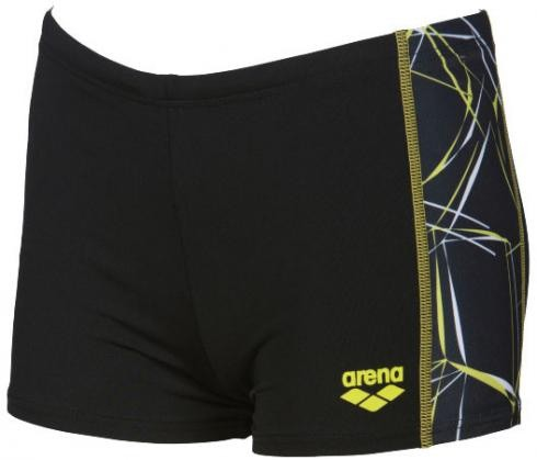 Arena Short Water black JR