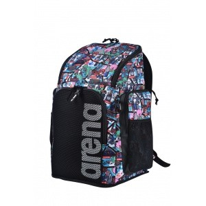 Arena rugtas Team Backpack 45 Allover Kun