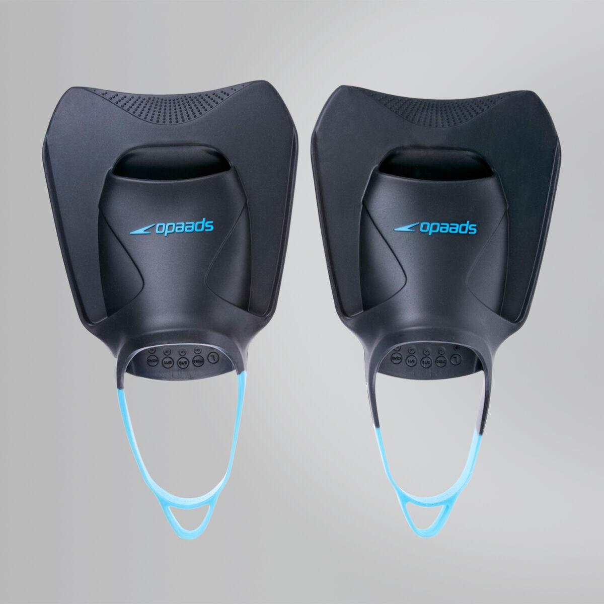 Speedo Biofuse Fitness Fin zwart-blauw