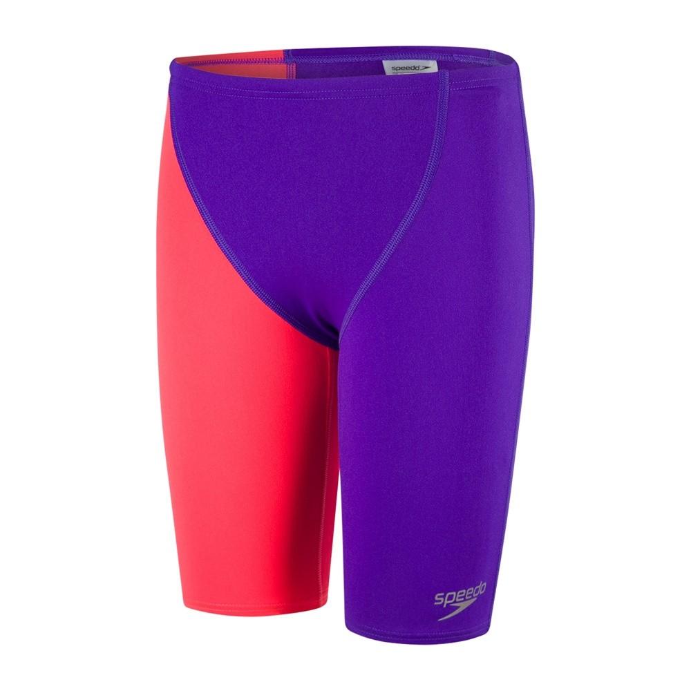Speedo high waist Jammer purple-red