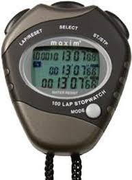 Maxim 500 Stopwatch
