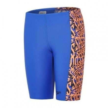 Speedo jongens jammer Electric Blue