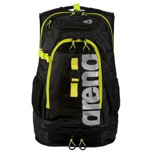 Arena rugzak Fastpack 2.1 black/fluo-yellow