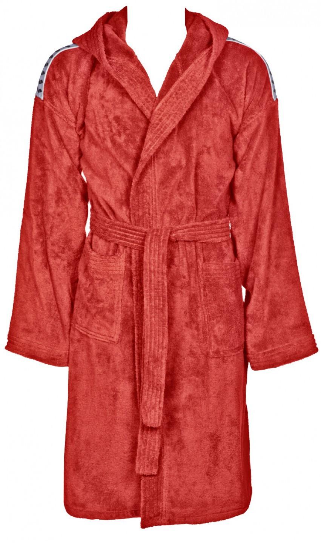 Arena badjas core soft junior rood