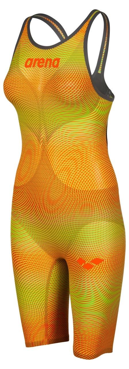 Arena Powerskin Carbon Air2 OB Lime orange