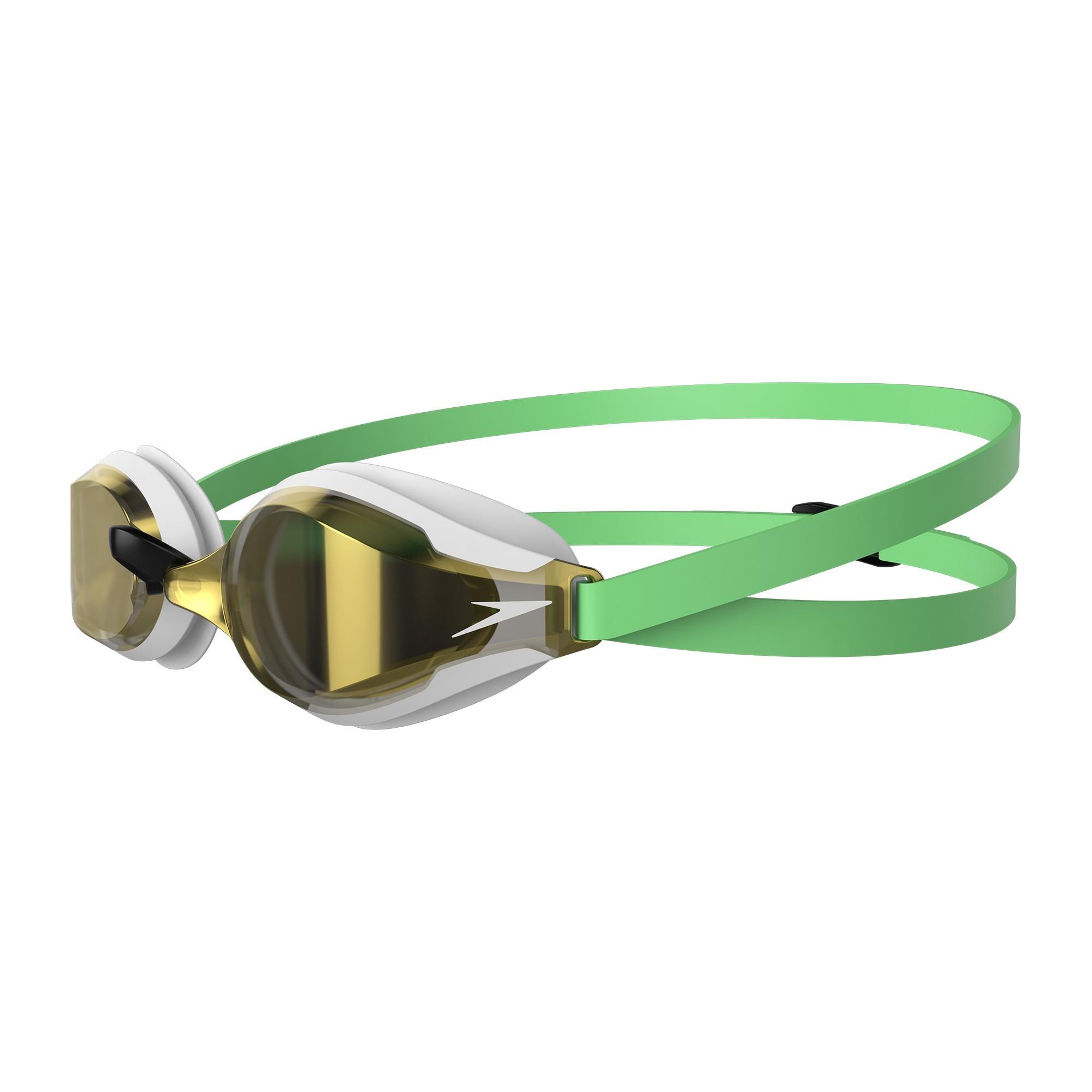 Speedo Zwembril Speedsocket 2 green/gold