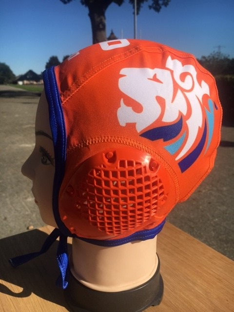 Arena waterpolo Fan Cap Ned. orange