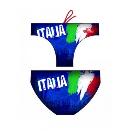 Turbo waterpolobroek Italia Painting