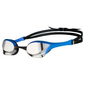 Arena Cobra Ultra swipe mirror silver blauw