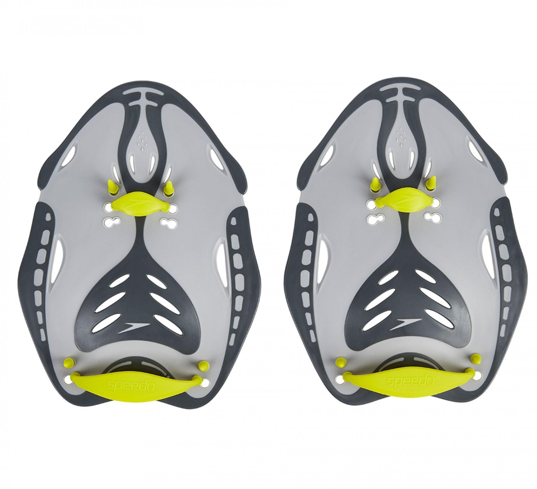 Speedo Power Paddle grey/green