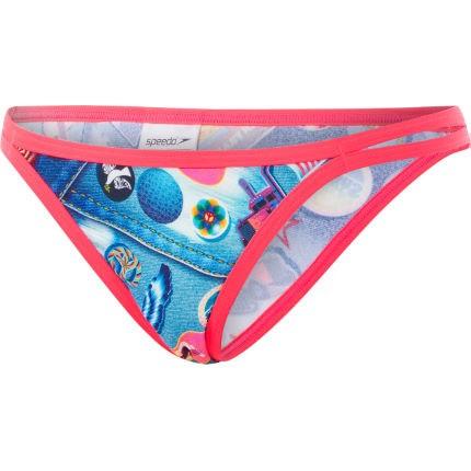 Speedo dames bikinibroekje Retro Pop