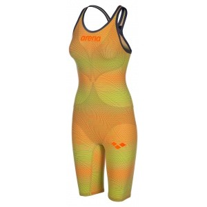 Arena Powerskin Carbon Air2 FBSLC LE Lime