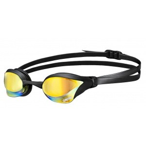 Arena Cobra Core Mirror yellow/revo/black
