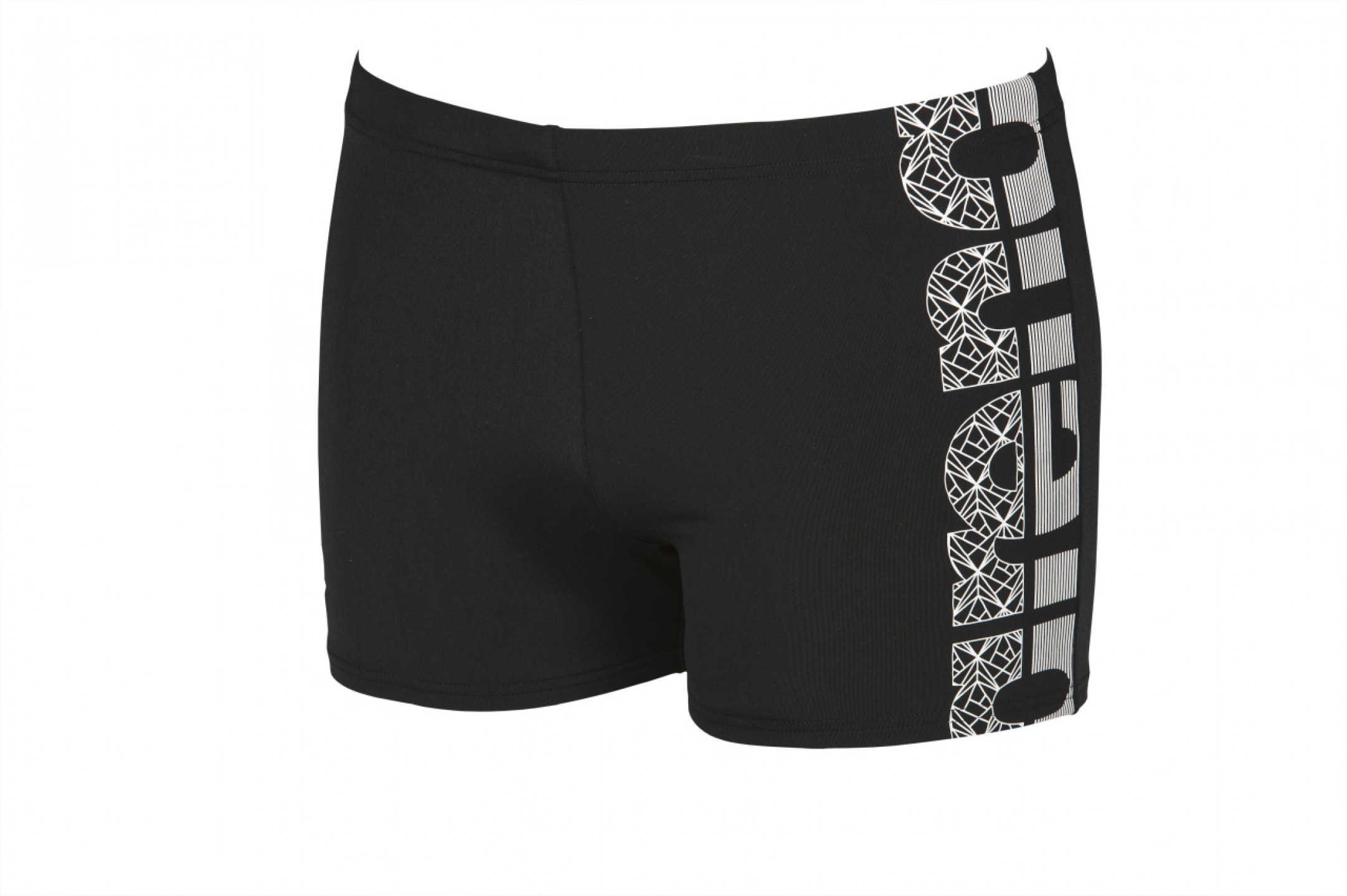 Arena heren short Equilbrium black-white