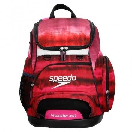 Speedo rugtas Team Ty Dye Pink