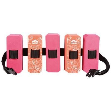 Arena Zwemkurkjes roze-oranje