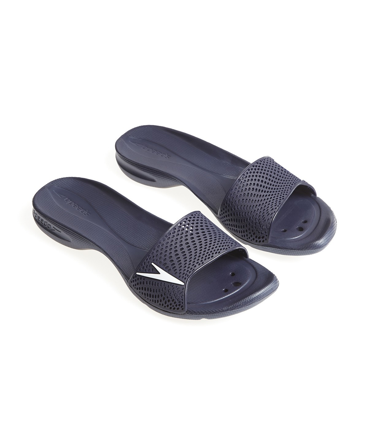 Speedo damesslipper Atami II Max navy/white