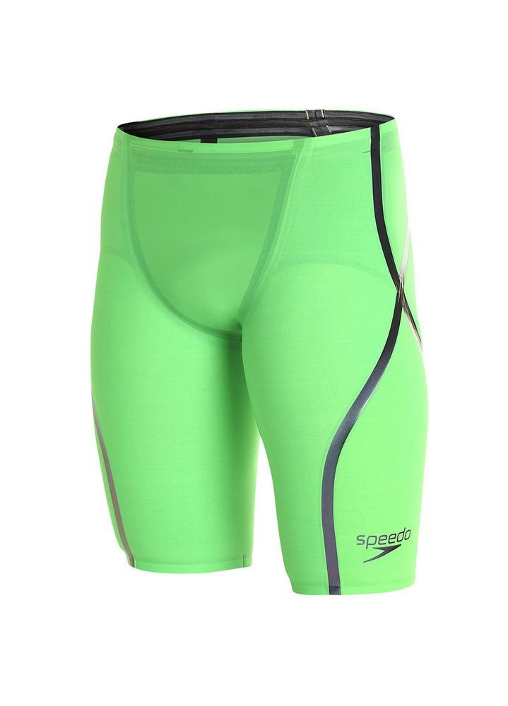 Speedo LZR Racer X Highwaist jammer green/purple