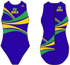 Turbo Waterpolobadpak Brazil