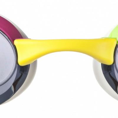Foto van Arena zwembril Cobra Ultra Mirror silver-green-pink