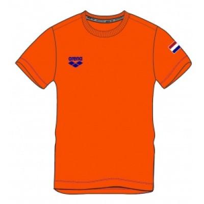 Foto van Arena heren t-shirt Nederland