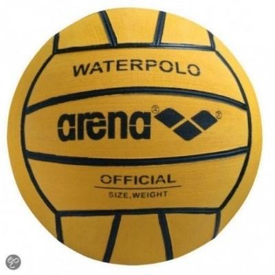 Foto van Arena Waterpolobal geel mt. 5