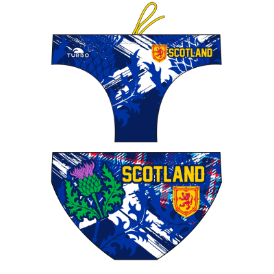 Foto van Turbo waterpolobroek Scotland 2019