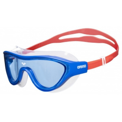 Foto van Arena zwembril The One Mask JR blue blue red