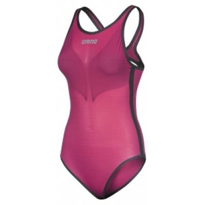 Foto van Arena Powerskin Carbon Duo Top Pink
