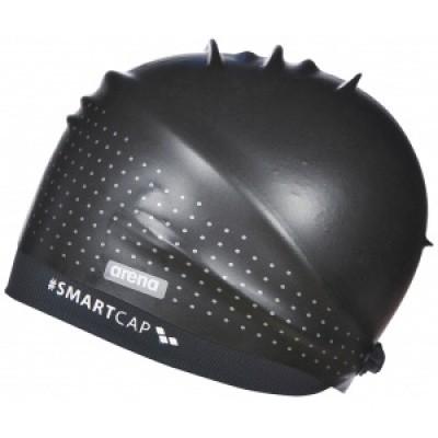 Foto van Arena Badmuts Smart cap Silicone zwart