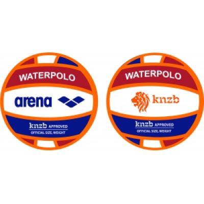 Foto van Arena Waterpolobal KNZB Eredivisie woman maat 4