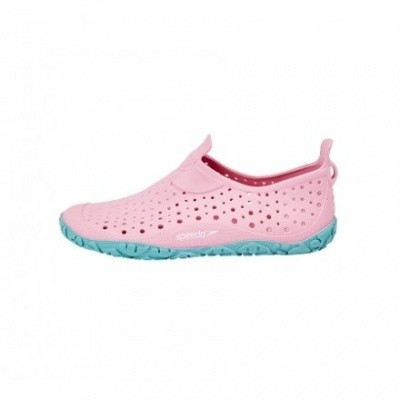 Foto van Jelly Shoe Waterschoen Pink/Blue