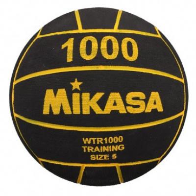Foto van Mikasa Overload Waterpolobal WTR1000 1kg. zwart
