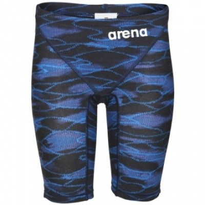 Foto van Arena Jammer Powerskin ST 2.0 JR Limited Edition blue/royal