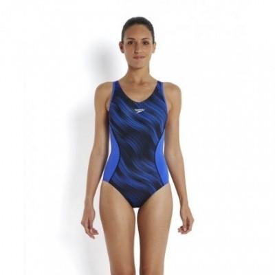 Foto van Speedo Damesbadpak Fit Splice Body Position