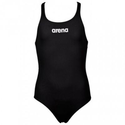 Foto van Arena meisjes badpak Solid swim pro