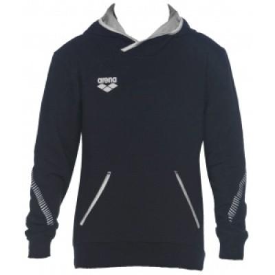 Foto van Arena hoodie hooded sweater navy