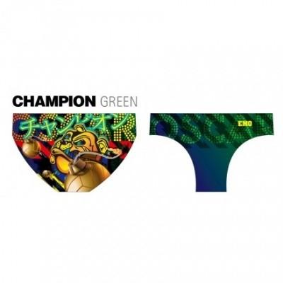 Foto van Emo waterpolobroek Champion Green
